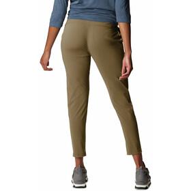 Mountain Hardwear Dynama Spodnie do kostek Kobiety, raw clay